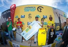 Inicio do Circuito Nacional Open 2015-Costa Caparica